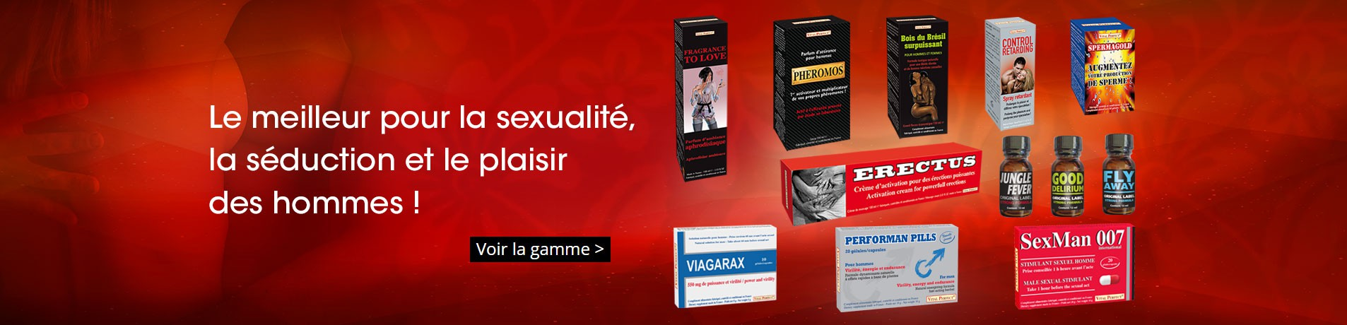 Gamme Homme