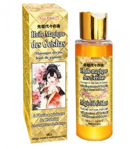 Magic Oil Geishas