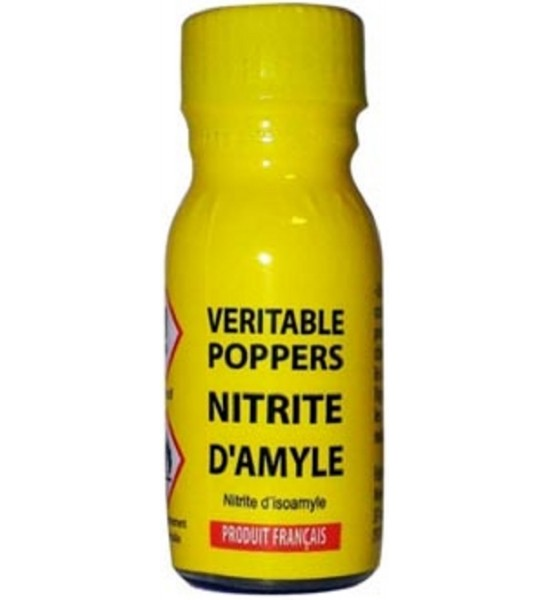 Poppers Nitrite d'amyle