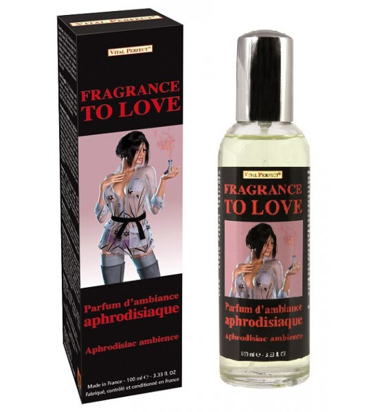 Fragrance to Love